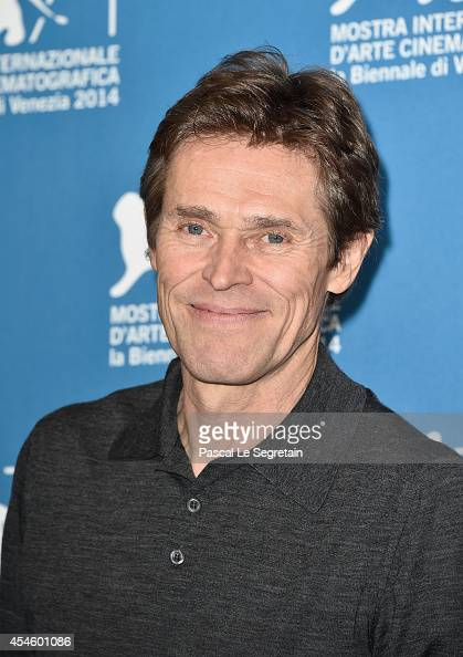 Actor Willem Dafoe attends the 'Pasolini' photocall at the Palazzo Del Cinema during the 71st Venice Film Festival on September 4 2014 in Venice Italy
