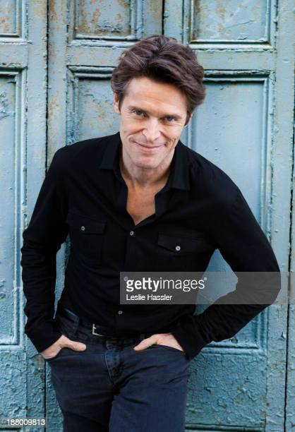 Actor Willem Dafoe is photographed for Self Assignment on March 14 2012 in New York City