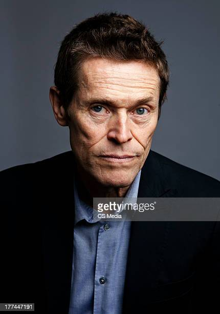 Actor Willem Dafoe is photographed on September 10 2011 in Toronto Ontario
