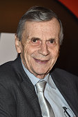 Actor William B Davis attends the premiere of Fox's 'The XFiles' at California Science Center on January 12 2016 in Los Angeles California