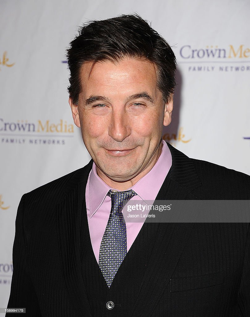 Actor William Baldwin attends the Hallmark Channel 2013 winter press gala at Huntington Library on January 4, 2013 in Pasadena, California.