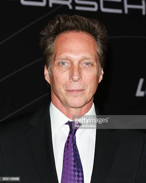 Actor William Fichtner attends the Petersen Automotive Museum grand reopening gala at Petersen Automotive Museum on December 5 2015 in Los Angeles...