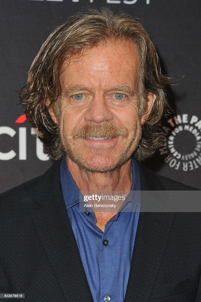 Actor William H. Macy attends the Paley Center for Media's 11th annual PaleyFest Fall TV Previews Los Angeles - Showtime at The Paley Center for Media on September 6, 2017 in Beverly Hills, California.