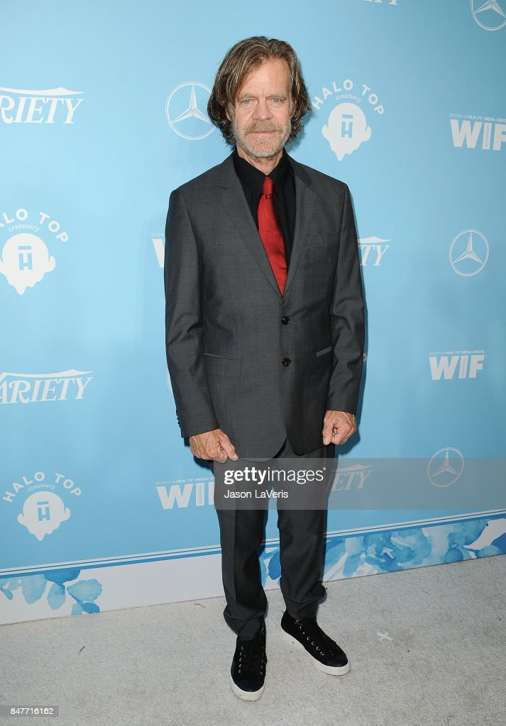 Actor William H. Macy attends Variety and Women In Film's 2017 pre-Emmy celebration at Gracias Madre on September 15, 2017 in West Hollywood, California.