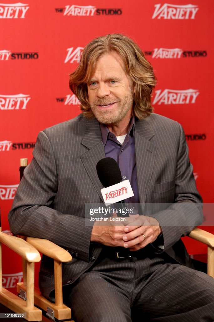 Actor <a gi-track='captionPersonalityLinkClicked' href=/galleries/search?phrase=William+H.+Macy&family=editorial&specificpeople=202170 ng-click='$event.stopPropagation()'>William H. Macy</a> attends Variety Studio presented by Moroccanoil at Holt Renfrew on Day 2 at Holt Renfrew, Toronto during the 2012 Toronto International Film Festival on September 9, 2012 in Toronto, Canada.
