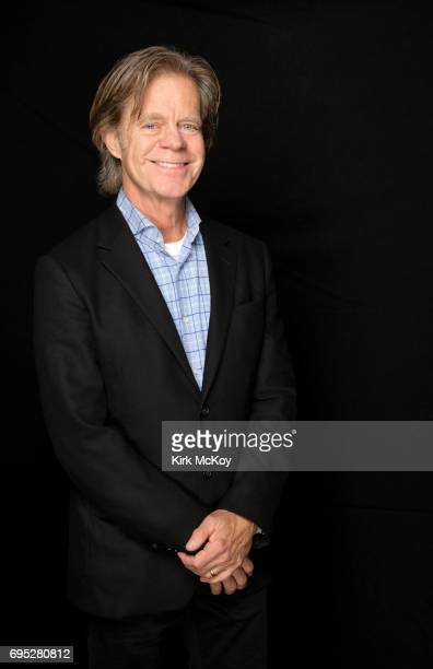 Actor William H Macy is photographed for Los Angeles Times on April 29 2017 in Los Angeles California PUBLISHED IMAGE CREDIT MUST READ Kirk McKoy/Los...