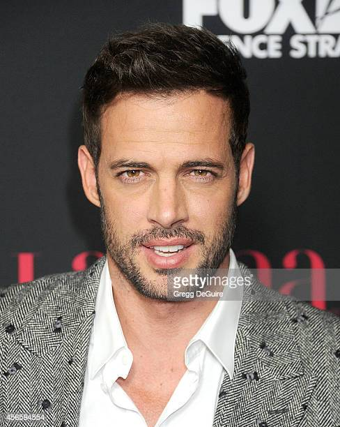 Actor William Levy arrives at LATINA Magazine 'Hollywood Hot List' party at Sunset Tower Hotel on October 2 2014 in West Hollywood California
