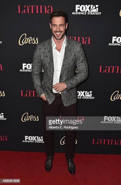 Actor William Levy attends LATINA Magazine's 'Hollywood Hot List' party at the Sunset Tower Hotel on October 2 2014 in West Hollywood California