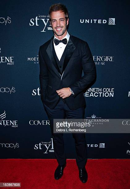 Actor William Levy attends the 2012 Vanidades' Icons of Style gala at the Mandarin Oriental Hotel on September 27 2012 in New York City