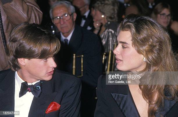 Actor William McNamara and actress Brooke Shields the Metropolitan Home Magazine's 'Metropolitan Home Showcase' Opening Night Gala to Benefit DIFFA...