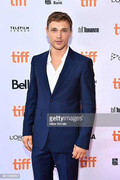 Actor William Moseley attends the 'Carrie Pilby' premiere during the 2016 Toronto International Film Festival at Ryerson Theatre on September 9 2016...