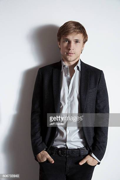 Actor William Moseley is photographed for TV Guide Magazine on January 15 2015 in Pasadena California