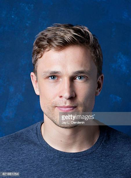 Actor William Mosley of the film 'Carrie Pilby' poses for a portraits at the Toronto International Film Festival for Los Angeles Times on September 9...
