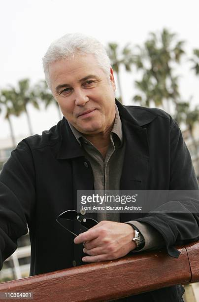 Actor William Petersen attends a photocall during MIPTV at the Majestic Pier on March 31 2009 in Cannes France
