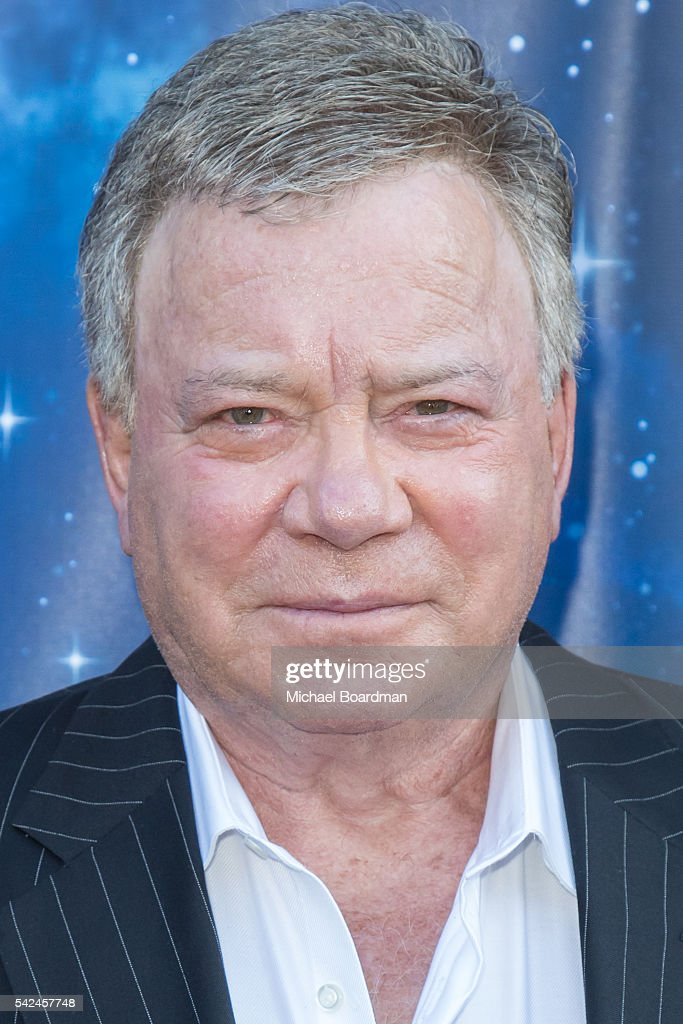 Actor William Shatner attends the 42nd Annual Saturn Awards at The Castaway on June 22, 2016 in Burbank, California.