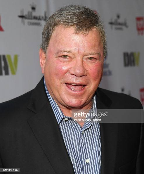 Actor William Shatner attends The Hollywood Christmas Parade Benefiting Toys For Tots Foundation on December 1 2013 in Hollywood California
