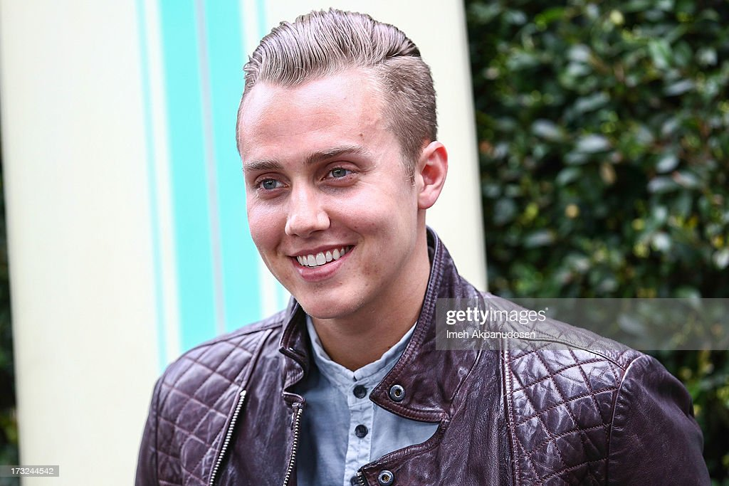 Actor William T. Loftis attends the cast of 'Teen Beach Movie' reunion for movie night at Walt Disney Studios on July 10, 2013 in Burbank, California.