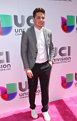 Actor William Valdes attends Univision's 2015 Upfront at Gotham Hall on May 12 2015 in New York City