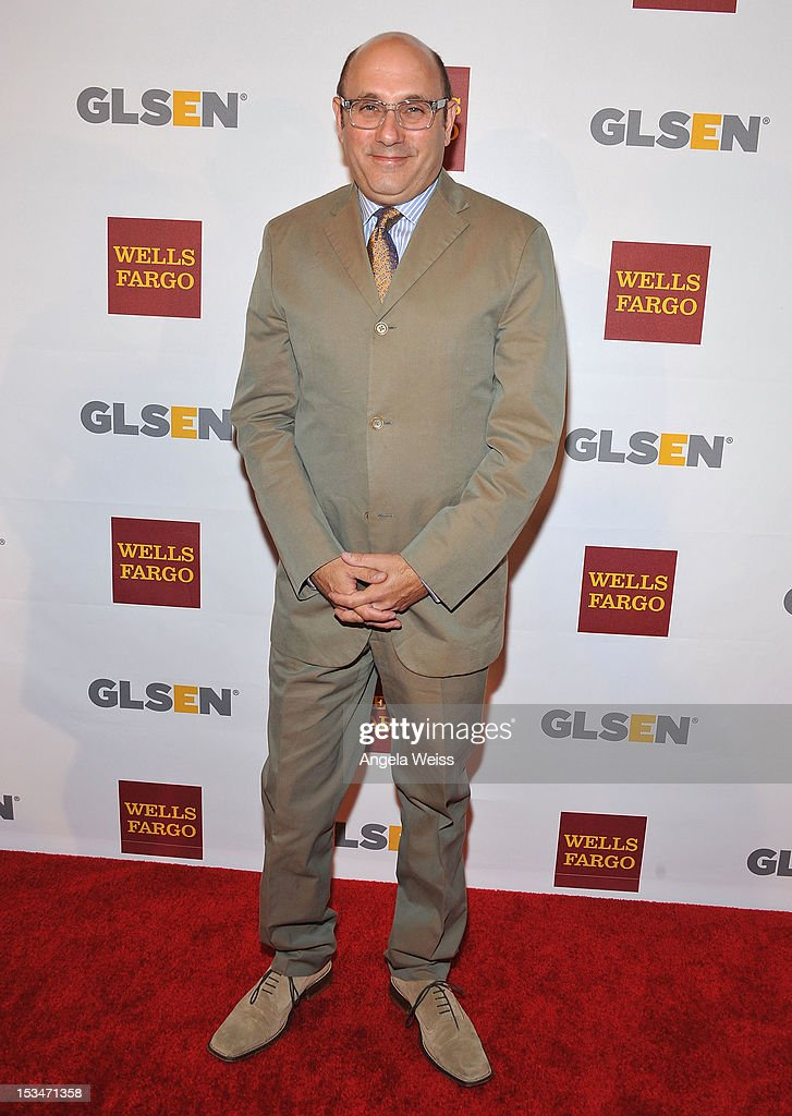 Actor Willie Garson arrives at the 8th annual GSLEN Respect Awards at Beverly Hills Hotel on October 5, 2012 in Beverly Hills, California.