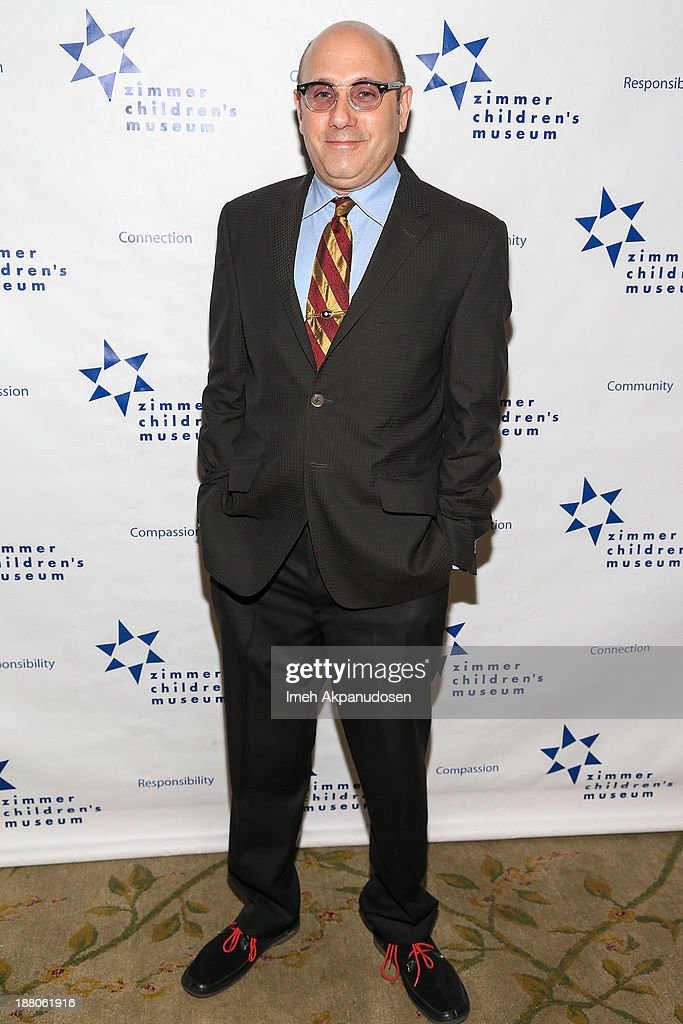Actor <a gi-track='captionPersonalityLinkClicked' href=/galleries/search?phrase=Willie+Garson&family=editorial&specificpeople=240616 ng-click='$event.stopPropagation()'>Willie Garson</a> attends the 13th Annual Discovery Award Dinner presented by the Zimmer Children's Museum at Beverly Hills Hotel on November 14, 2013 in Beverly Hills, California.
