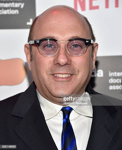 Actor Willie Garson attends the 2015 IDA Documentary Awards at Paramount Studios on December 5 2015 in Hollywood California