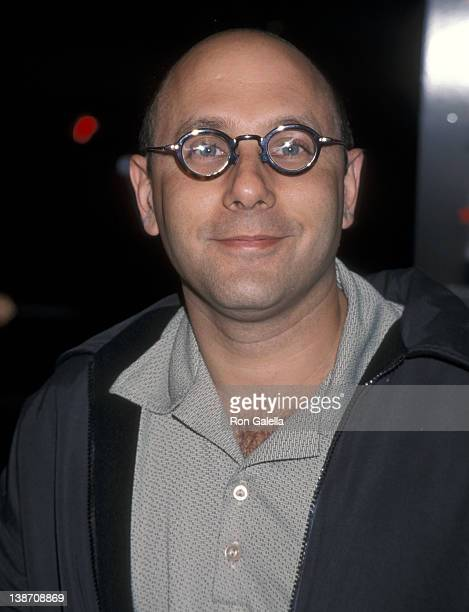 Actor Willie Garson attends the 'Play It to the Bone' Hollywood Premiere on January 10 2000 at El Capitan Theatre in Hollywood California