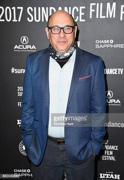 Actor Willie Garson attends the 'The Polka King' Premiere on day 4 of the 2017 Sundance Film Festival at Eccles Center Theatre on January 22 2017 in...