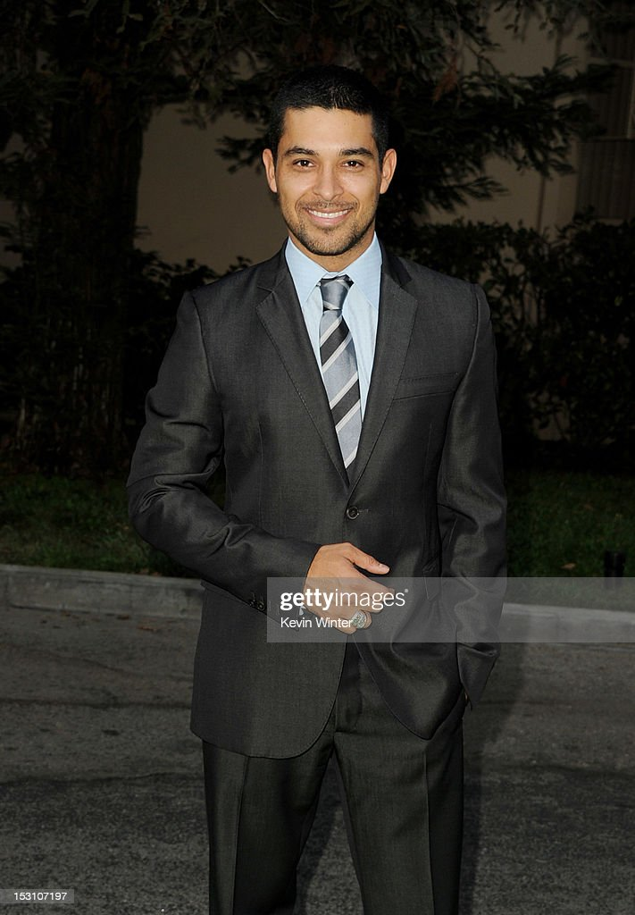 Actor <a gi-track='captionPersonalityLinkClicked' href=/galleries/search?phrase=Wilmer+Valderrama&family=editorial&specificpeople=202028 ng-click='$event.stopPropagation()'>Wilmer Valderrama</a> arrives at the 2012 Environmental Media Awards at Warner Brothers Studios on September 29, 2012 in Burbank, California.