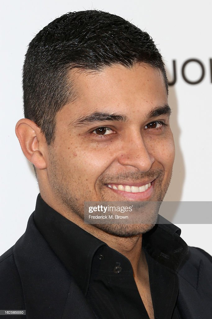 Actor Wilmer Valderrama arrives at the 21st Annual Elton John AIDS Foundation's Oscar Viewing Party on February 24, 2013 in Los Angeles, California.
