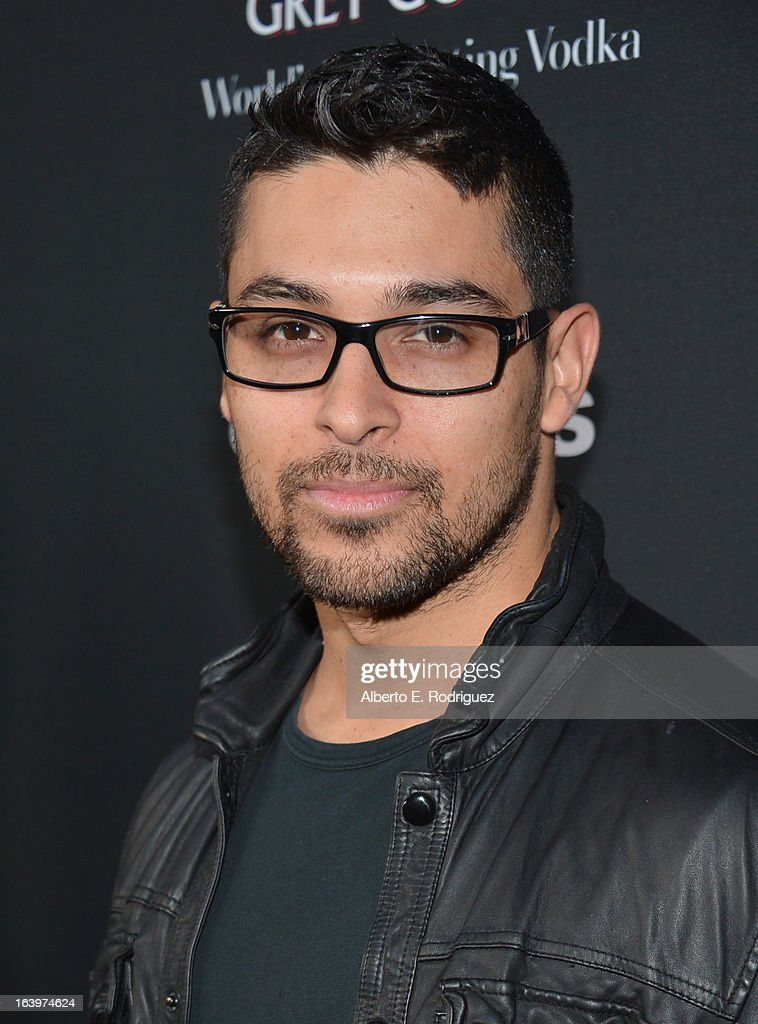 Actor Wilmer Valderrama arrives at the premiere of FilmDistrict's 'Olympus Has Fallen' at ArcLight Cinemas Cinerama Dome on March 18, 2013 in Hollywood, California.