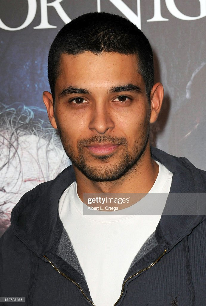 Actor <a gi-track='captionPersonalityLinkClicked' href=/galleries/search?phrase=Wilmer+Valderrama&family=editorial&specificpeople=202028 ng-click='$event.stopPropagation()'>Wilmer Valderrama</a> arrives for Universal Studios Hollywood 'Halloween Horror Night' and Eye Gore Awards Kick Off Party held at Universal Studios Hollywood on September 21, 2012 in Universal City, California.