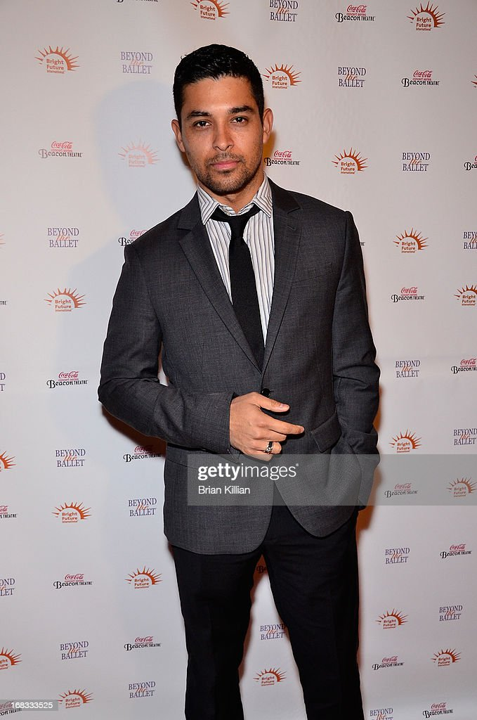 Actor Wilmer Valderrama attends Beyond The Ballet Showcase Gala at The Beacon Theatre on May 8, 2013 in New York City.