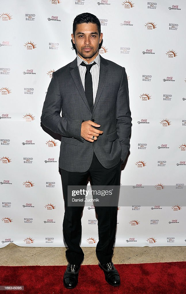 Actor <a gi-track='captionPersonalityLinkClicked' href=/galleries/search?phrase=Wilmer+Valderrama&family=editorial&specificpeople=202028 ng-click='$event.stopPropagation()'>Wilmer Valderrama</a> attends Beyond The Ballet Showcase Gala at The Beacon Theatre on May 8, 2013 in New York City.