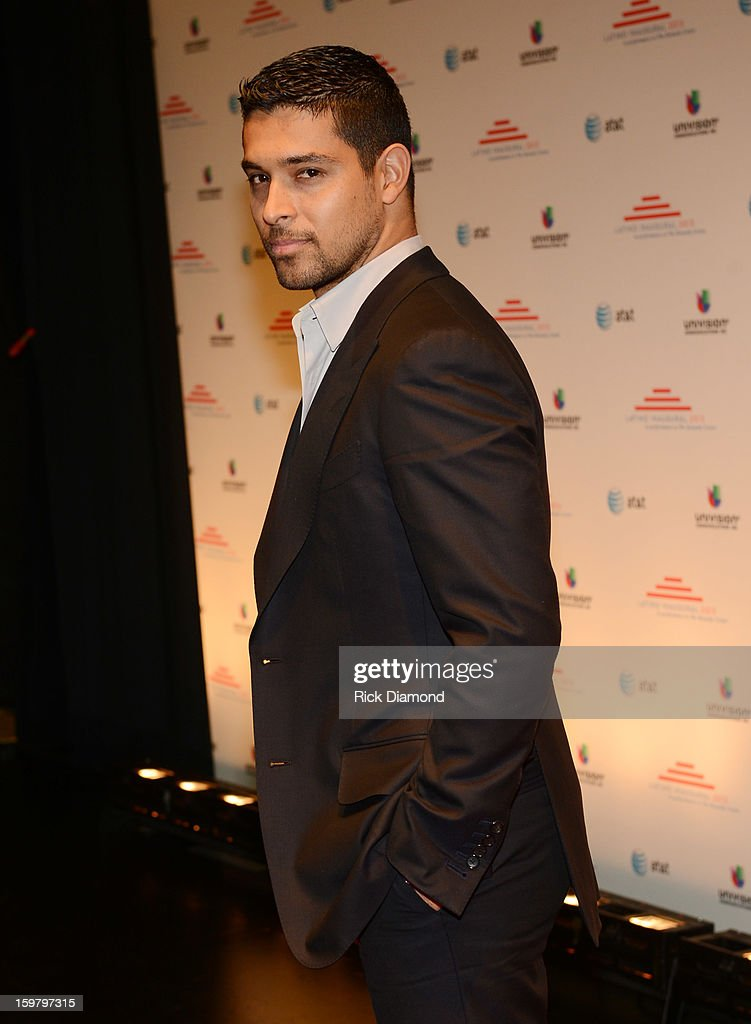 Actor Wilmer Valderrama attends Latino Inaugural 2013: In Performance at Kennedy Center at The Kennedy Center on January 20, 2013 in Washington, DC.