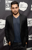 Actor Wilmer Valderrama attends Montblanc and Urban Arts Partnership's 24 Hour Plays in Los Angeles at The Shore Hotel on June 20 2014 in Santa...
