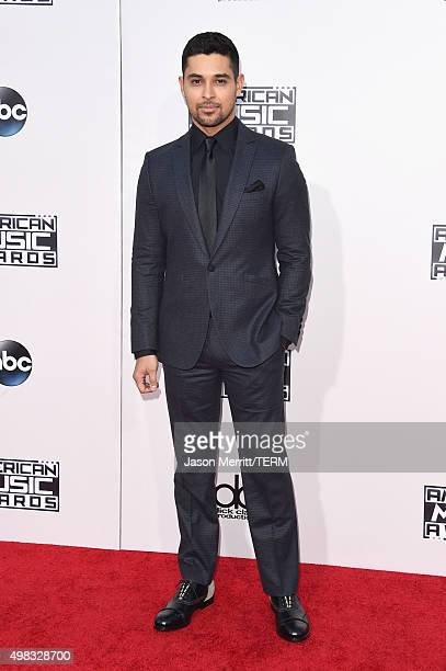 Actor Wilmer Valderrama attends the 2015 American Music Awards at Microsoft Theater on November 22 2015 in Los Angeles California