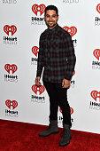 Actor Wilmer Valderrama attends the 2015 iHeartRadio Music Festival at MGM Grand Garden Arena on September 19 2015 in Las Vegas Nevada