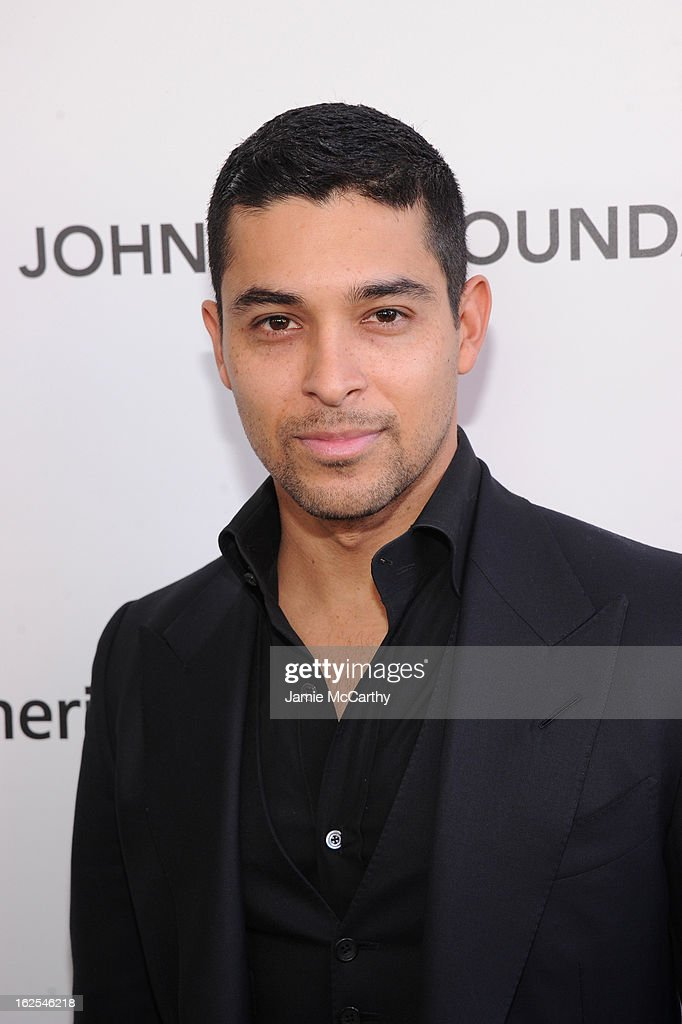 Actor Wilmer Valderrama attends the 21st Annual Elton John AIDS Foundation Academy Awards Viewing Party at West Hollywood Park on February 24, 2013 in West Hollywood, California.