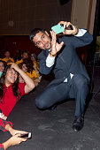 Actor Wilmer Valderrama attends the Benefit For Ambassadors of Compassion at Hollywood High School on October 18 2013 in Los Angeles California