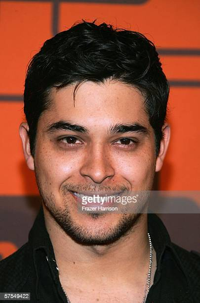 Actor Wilmer Valderrama attends the Fox Television 'That 70s Show' wrap party held at Tropicana at The Roosevelt Hotel on may 6 2006 in Hollywood...