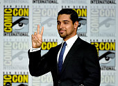 Actor Wilmer Valderrama attends the 'Minority Report' panel during ComicCon International 2015 at the San Diego Convention Center on July 10 2015 in...