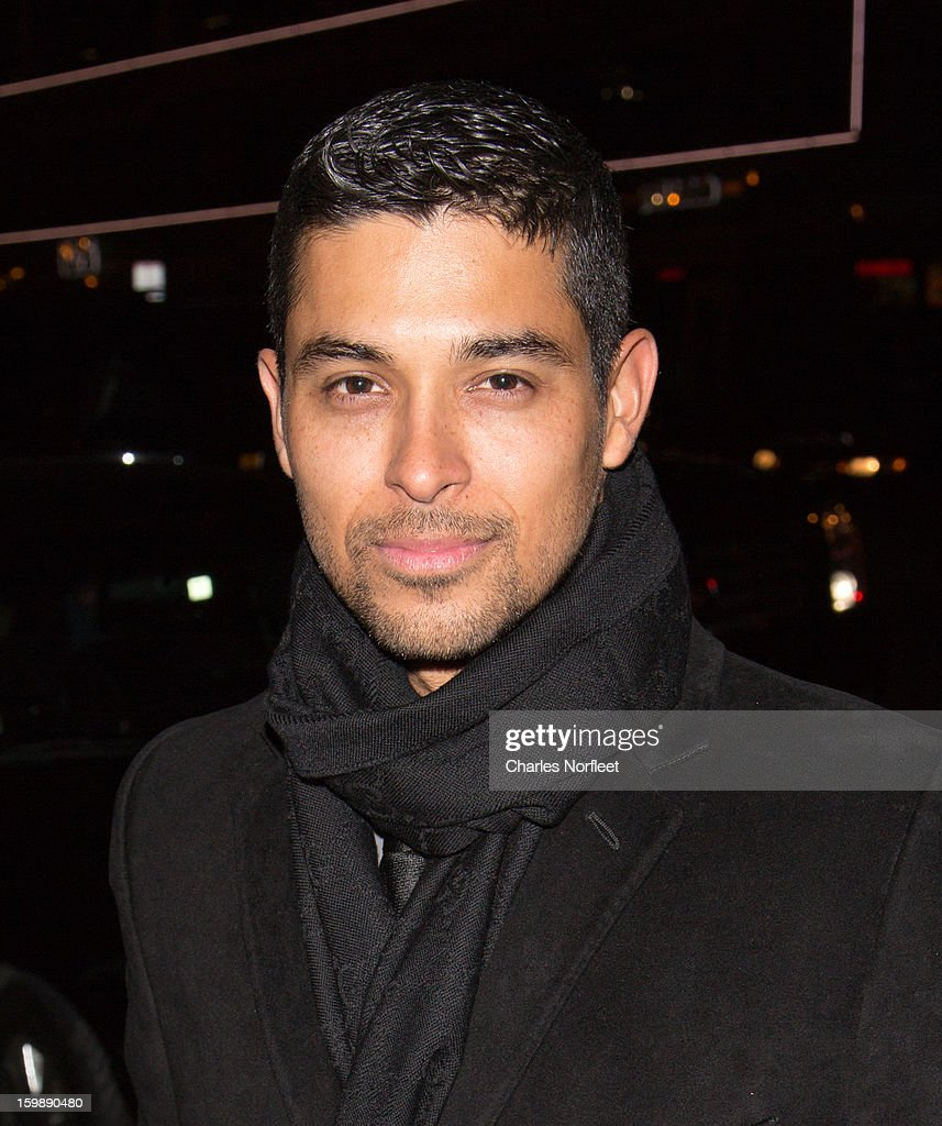 Actor <a gi-track='captionPersonalityLinkClicked' href=/galleries/search?phrase=Wilmer+Valderrama&family=editorial&specificpeople=202028 ng-click='$event.stopPropagation()'>Wilmer Valderrama</a> attends the Voto Latino 'Welcome To 1600 Part II' Inaugural Gala at Josephine on January 21, 2013 in Washington, DC.