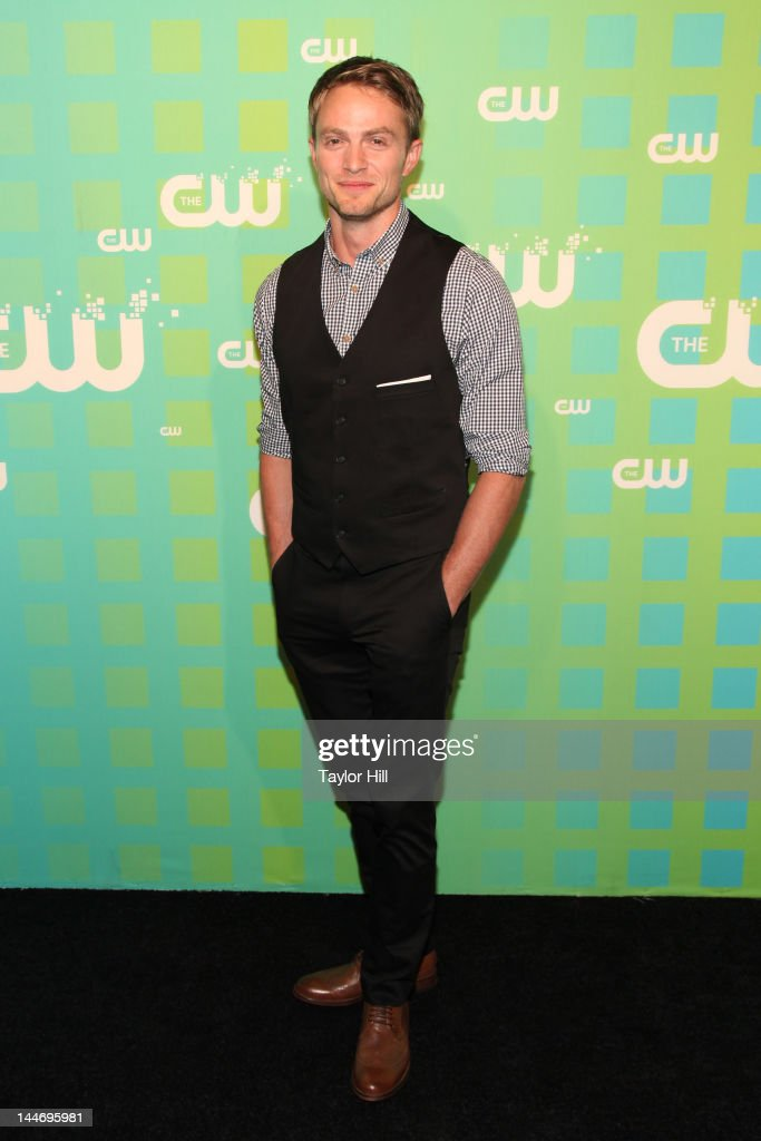 Actor Wilson Bethel attends The CW Network's New York 2012 Upfront at New York City Center on May 17, 2012 in New York City.