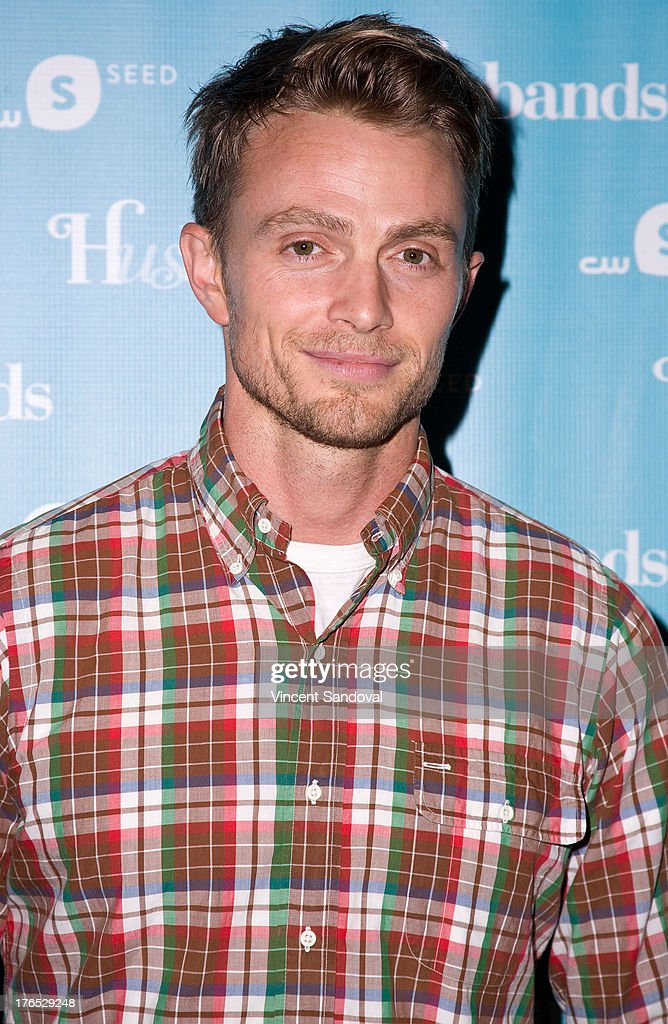 Actor Wilson Bethel attends the CWSeed 'Husbands' premiere at The Paley Center for Media on August 14, 2013 in Beverly Hills, California.