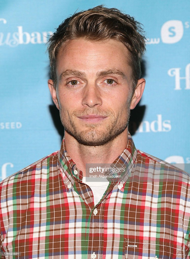 Actor Wilson Bethel attends the premiere of CW Seed's 'Husbands' at The Paley Center for Media on August 14, 2013 in Beverly Hills, California.