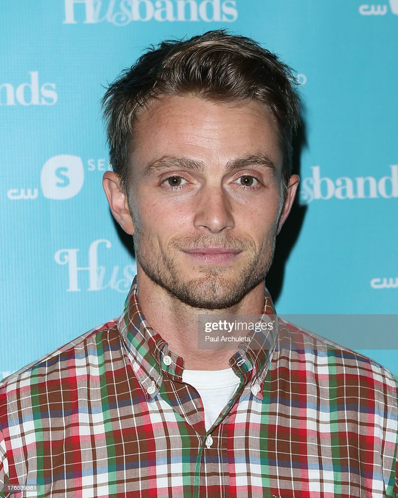 Actor Wilson Bethel attends the premiere of 'Husbands' at The Paley Center for Media on August 14, 2013 in Beverly Hills, California.
