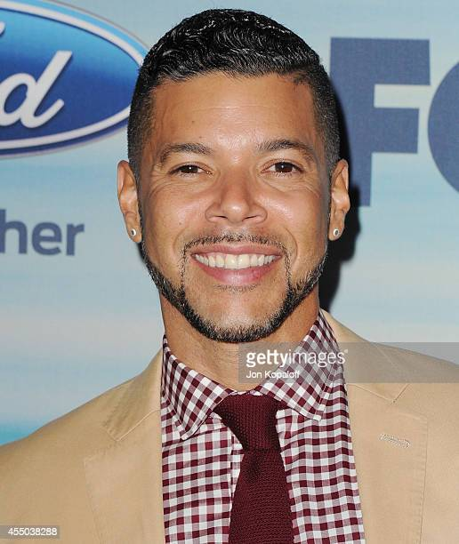 Actor Wilson Cruz arrives at the 2014 FOX Fall EcoCasino Party at The Bungalow on September 8 2014 in Santa Monica California