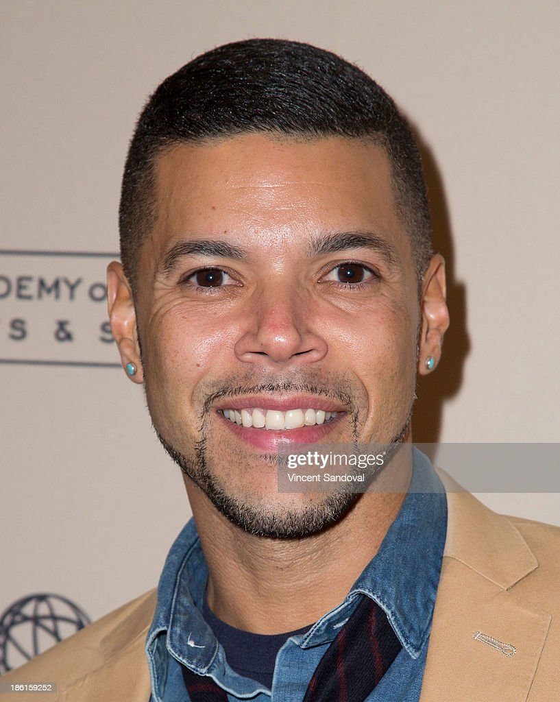 Actor <a gi-track='captionPersonalityLinkClicked' href=/galleries/search?phrase=Wilson+Cruz&family=editorial&specificpeople=660625 ng-click='$event.stopPropagation()'>Wilson Cruz</a> attends The Prime Time Closet - A History of Gays and Lesbians on TV at Academy of Television Arts & Sciences on October 28, 2013 in North Hollywood, California.