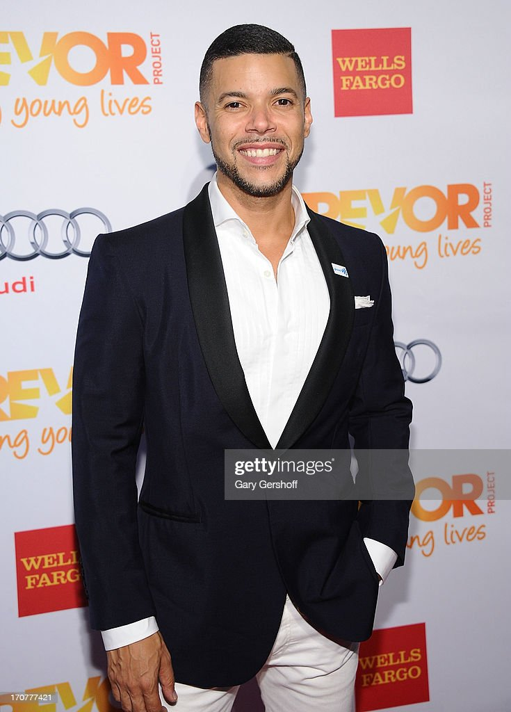 Actor <a gi-track='captionPersonalityLinkClicked' href=/galleries/search?phrase=Wilson+Cruz&family=editorial&specificpeople=660625 ng-click='$event.stopPropagation()'>Wilson Cruz</a> attends TrevorLIVE New York at Pier Sixty at Chelsea Piers on June 17, 2013 in New York City.