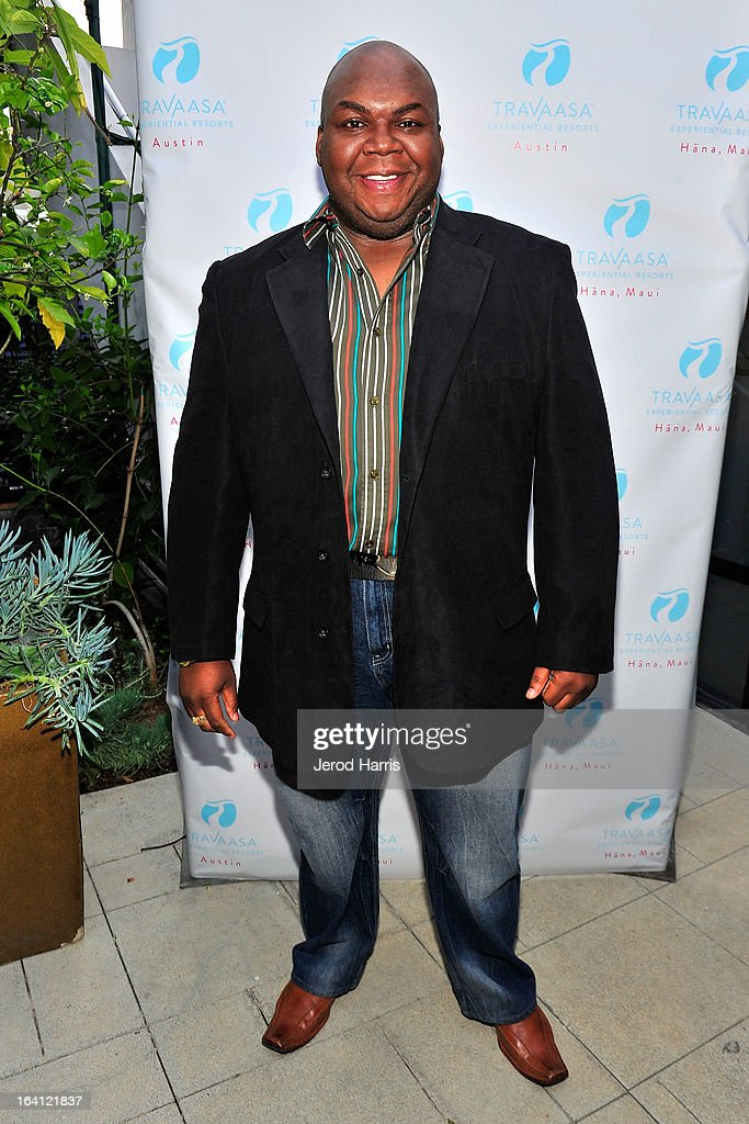 Actor Windell Middlebrooks attends Travaasa Resorts official LA experience event at Kinara Spa on March 19, 2013 in Los Angeles, California.
